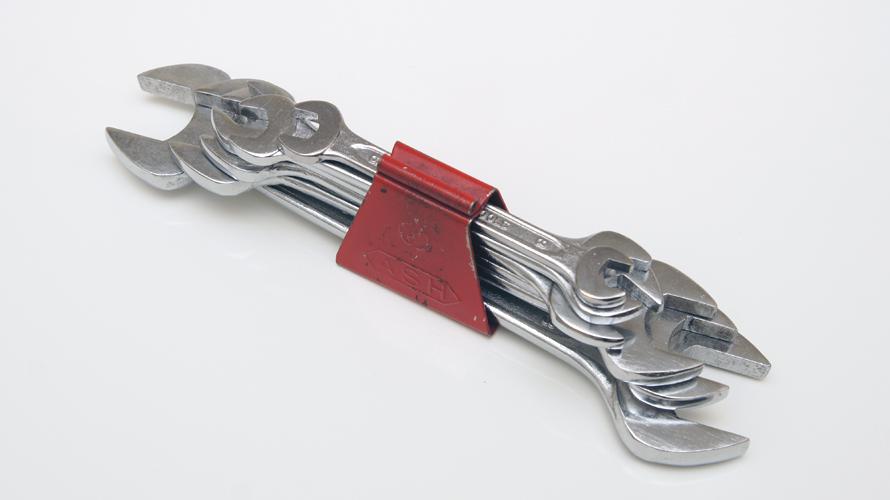 DIYで使用する道具・工具:レンチ(スパナ)